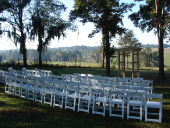 chairs and table rentals